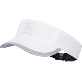Odlo Ceramicool Light Cappello con visiera, bianco